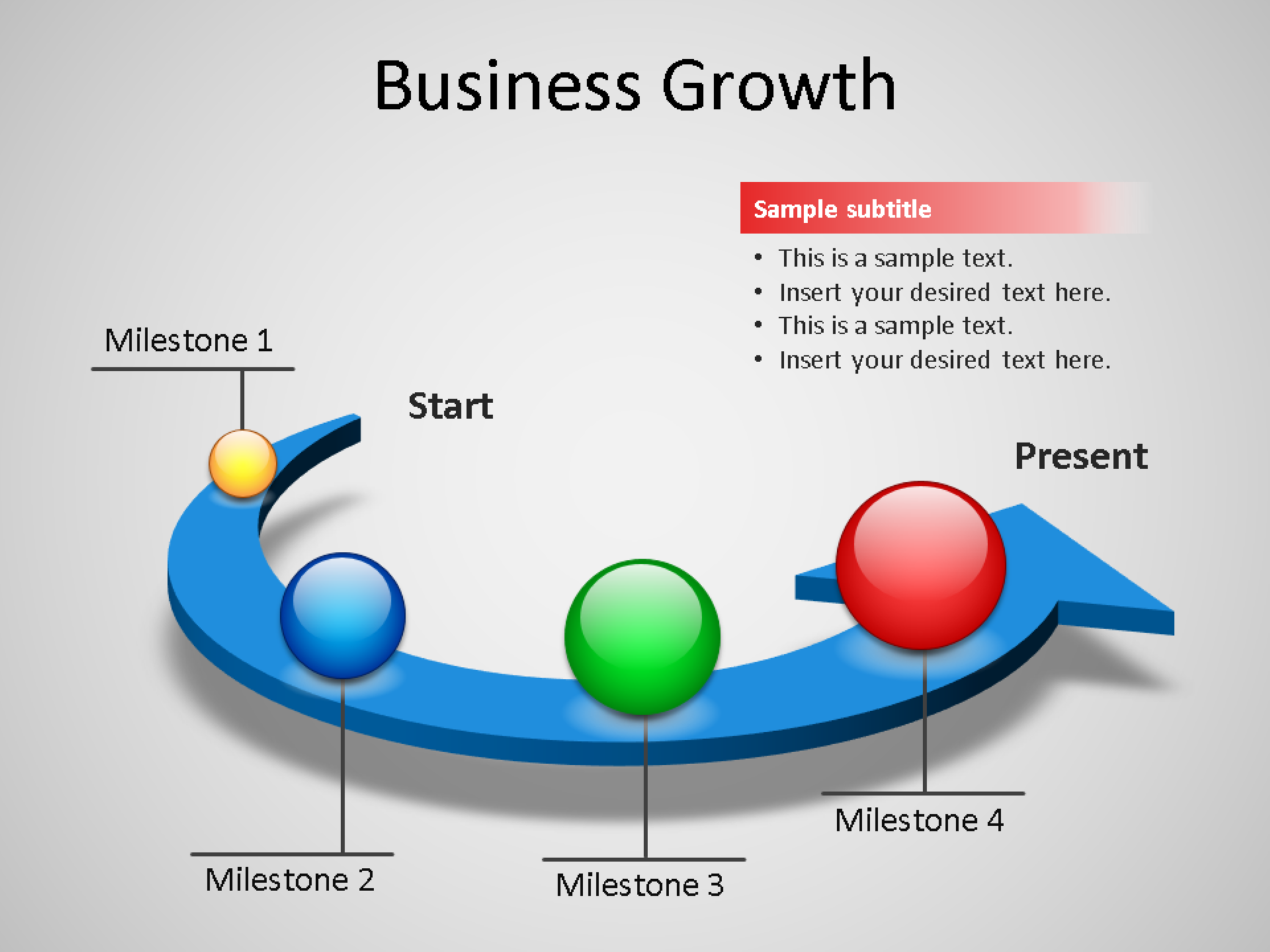 Circular Growth Powerpoint Template.pptx
