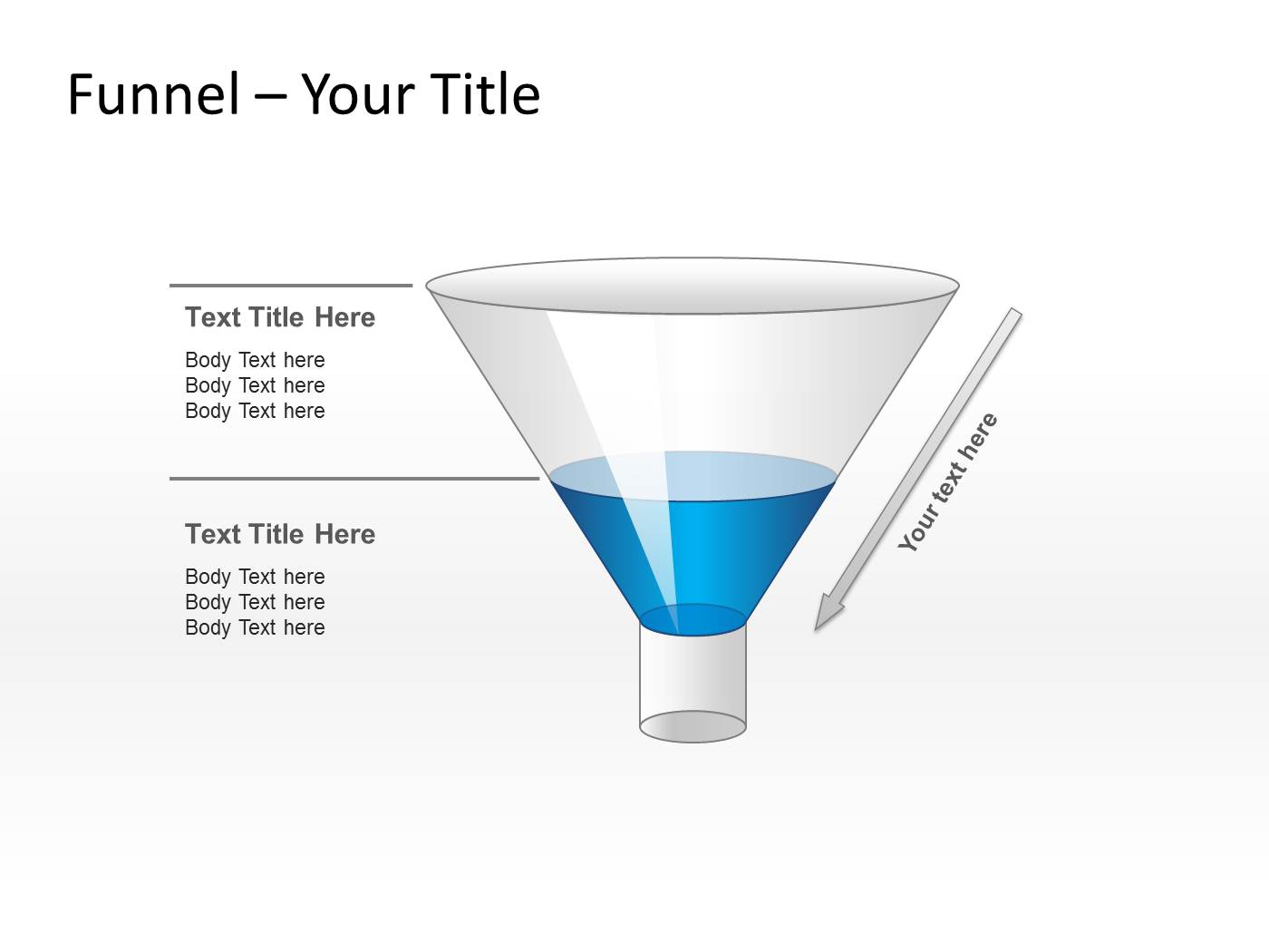 Funnel Diagram Powerpoint Template Powerpoint Presentation Ppt