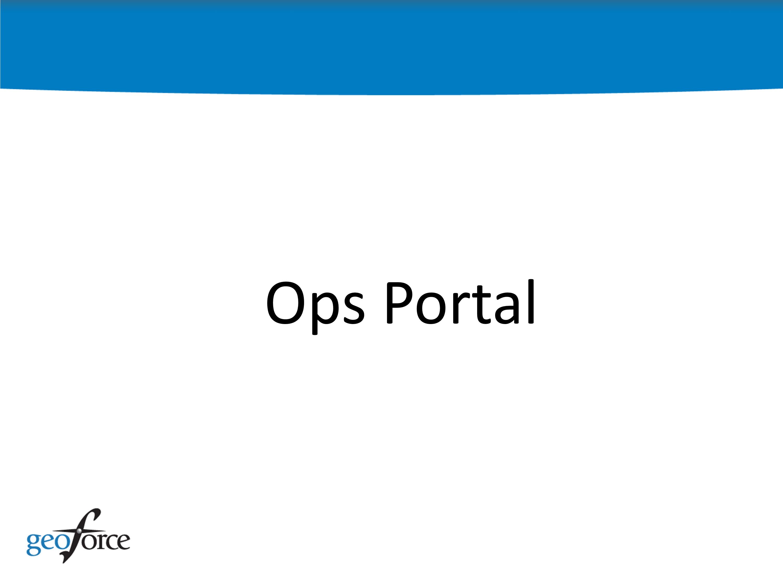 Ops Portal Kachline