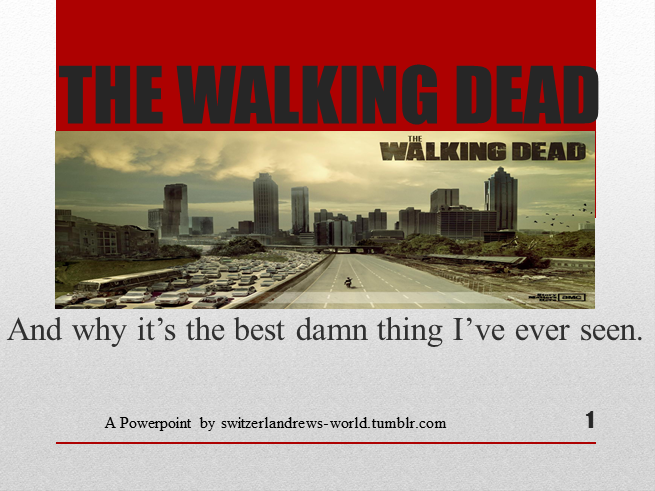 THE WALKING DEAD.pptx