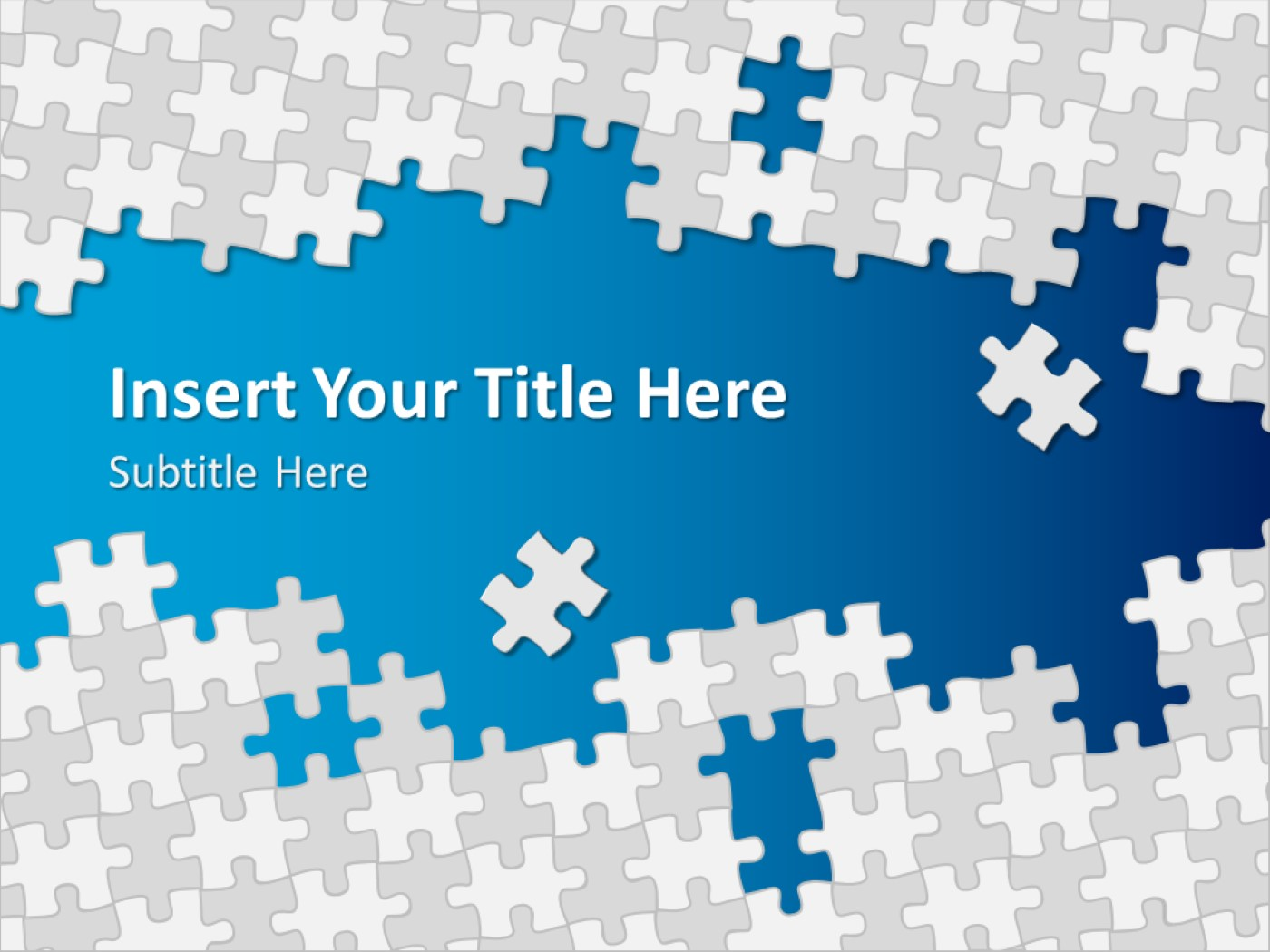 puzzle powerpoint template powerpoint presentation ppt
