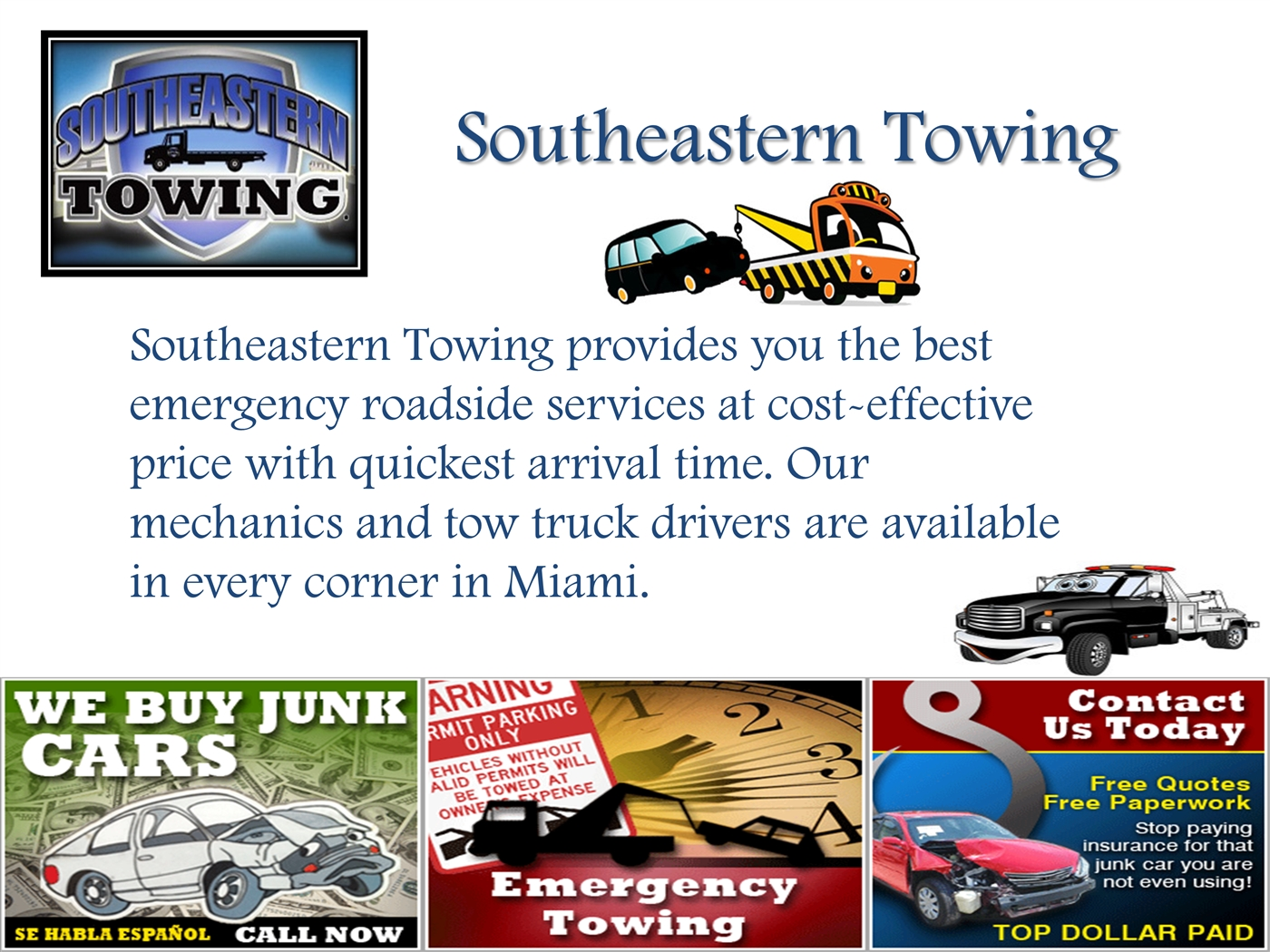 How to Get the Most Cash for Junk Cars in Miami PowerPoint ...