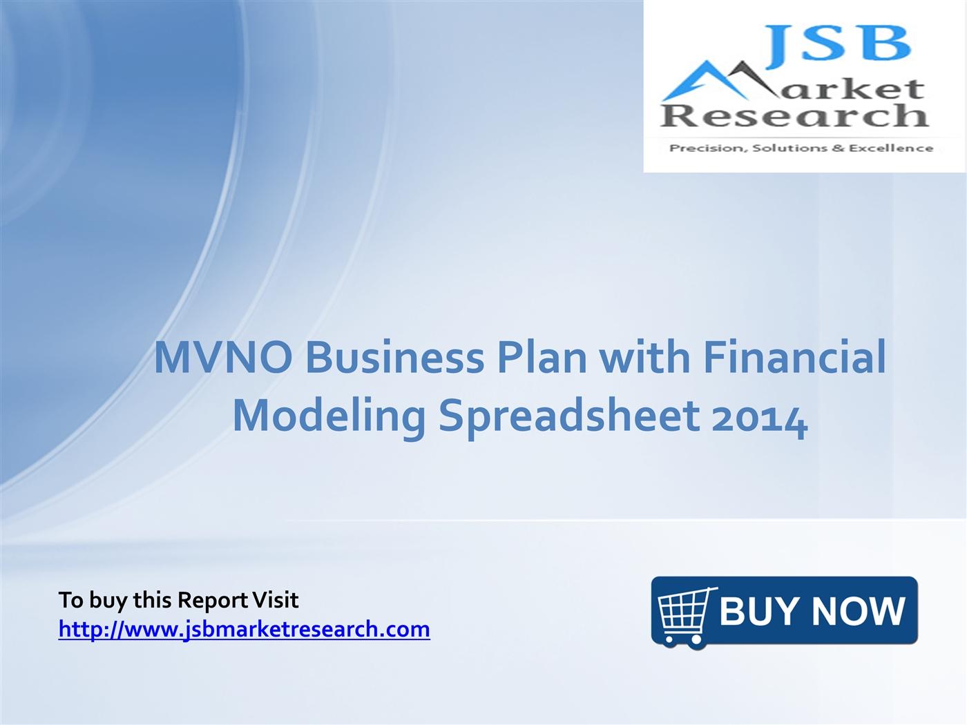 mobile virtual network operator (mvno) business plan