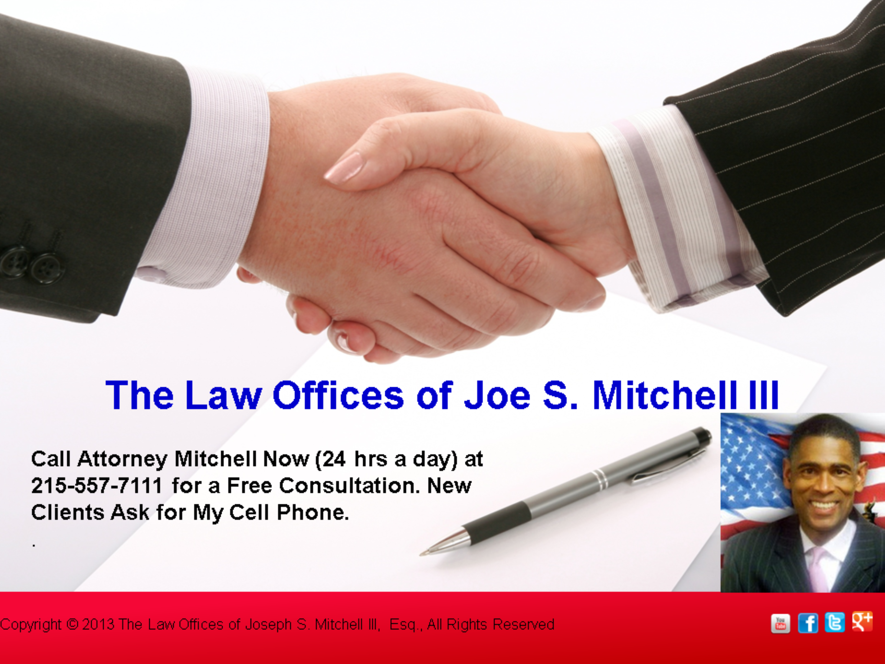 The Law Offices of Joe S. Mitchell III.pptx