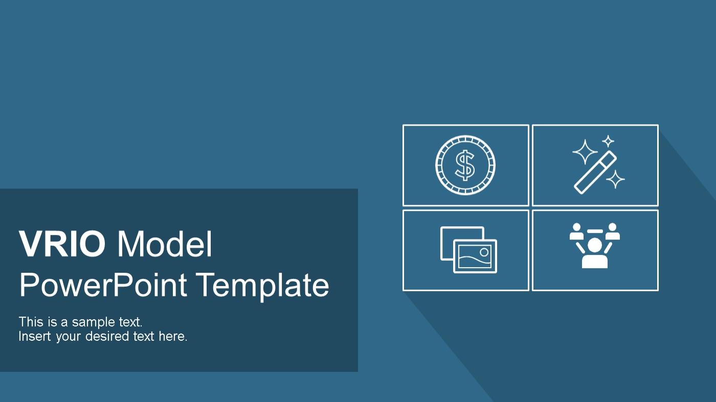 slidemodel - vrio model powerpoint template powerpoint, Modern powerpoint