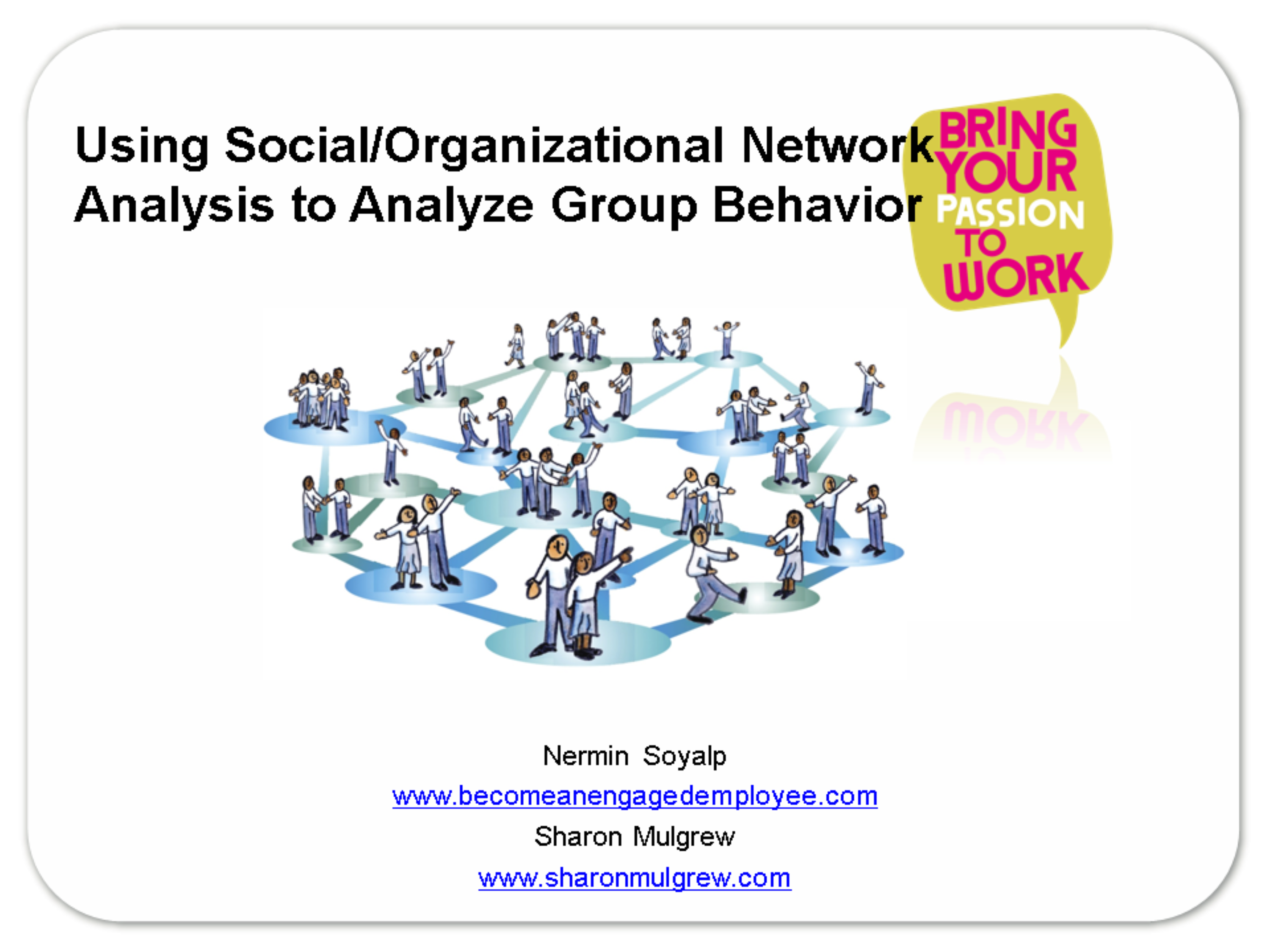 analysis of group work