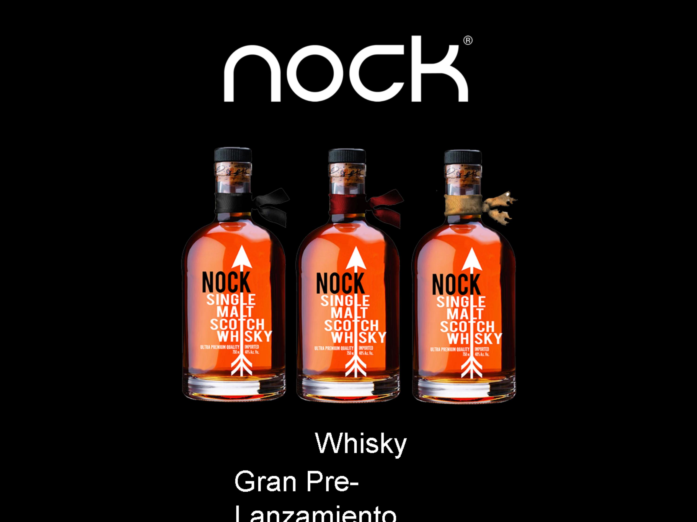 Presentación Whisky Nock   PreLanzamiento Noviembre 2013 v1.ppt