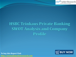 hsbc swot Find the latest and most comprehensive swot & pestle analysis of hsbc one of the world's largest banks headquartered in london, united kingdomas of 2016, it has.