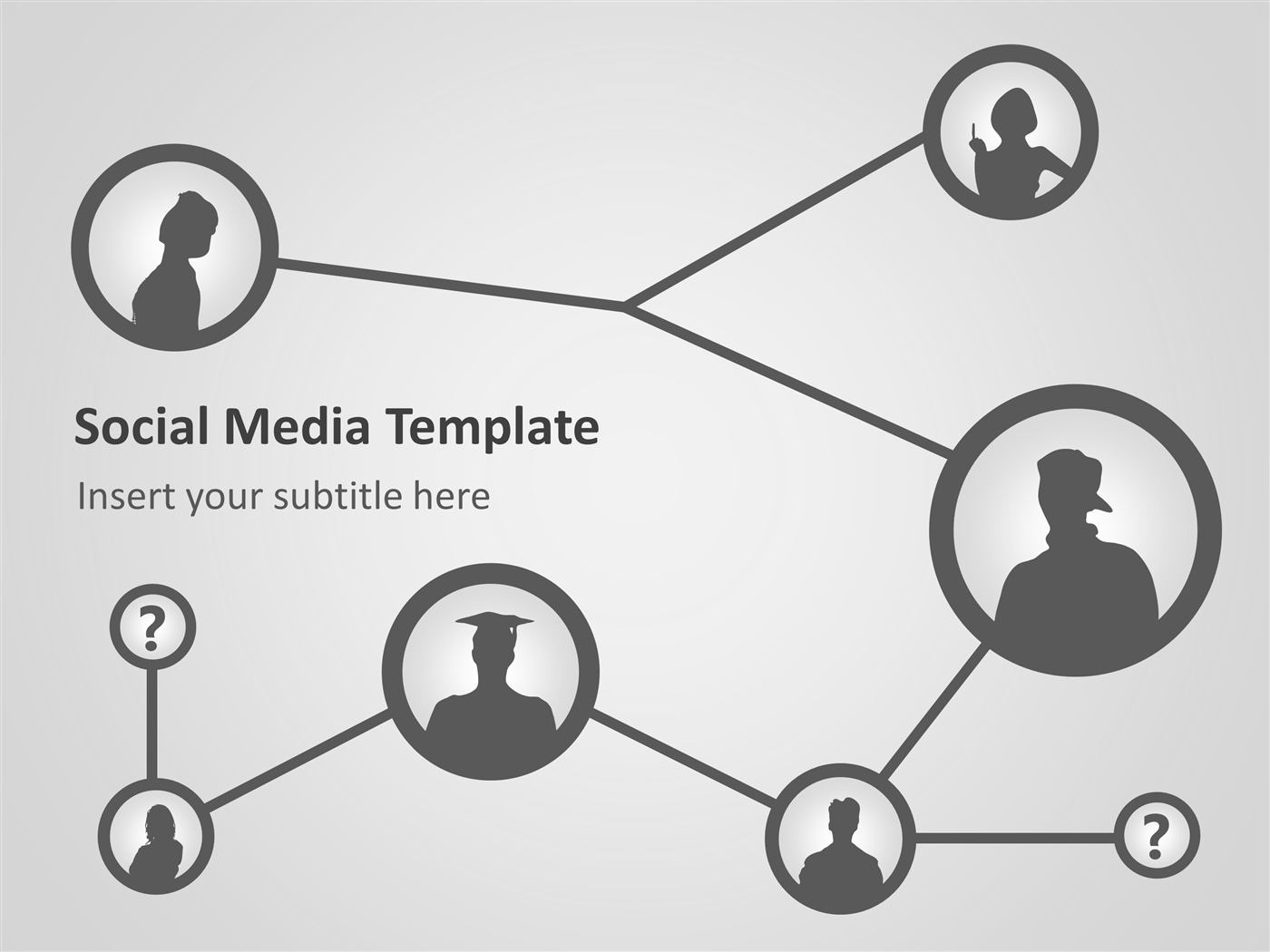 FREE Social Media PowerPoint Template PowerPoint Presentation PPT