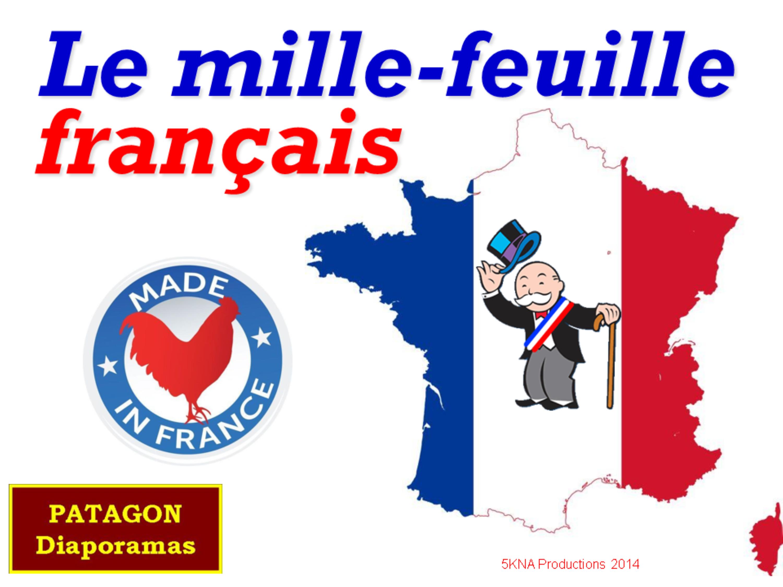 La FRANCE des 700 000 elus.pptx