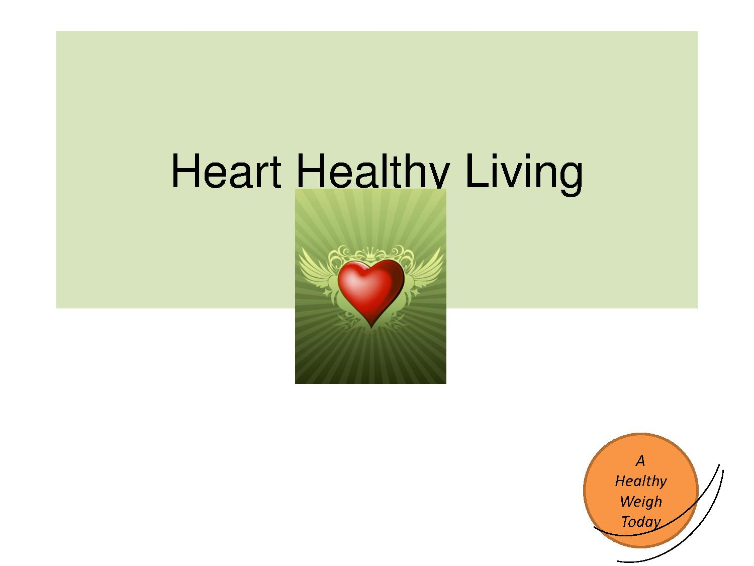 Heart Healthy Living.pdf