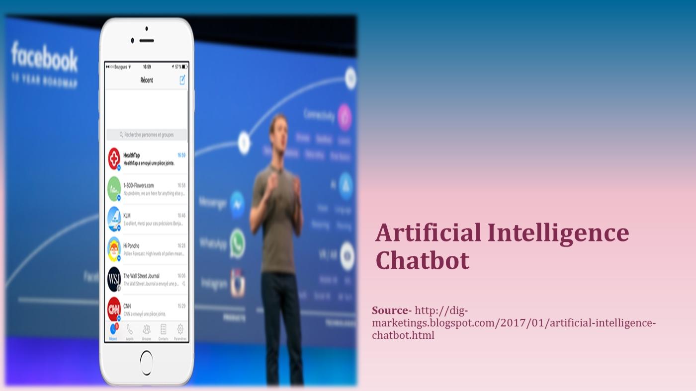 Artificial intelligence chatbotpptx powerpoint presentation ppt toneelgroepblik Images