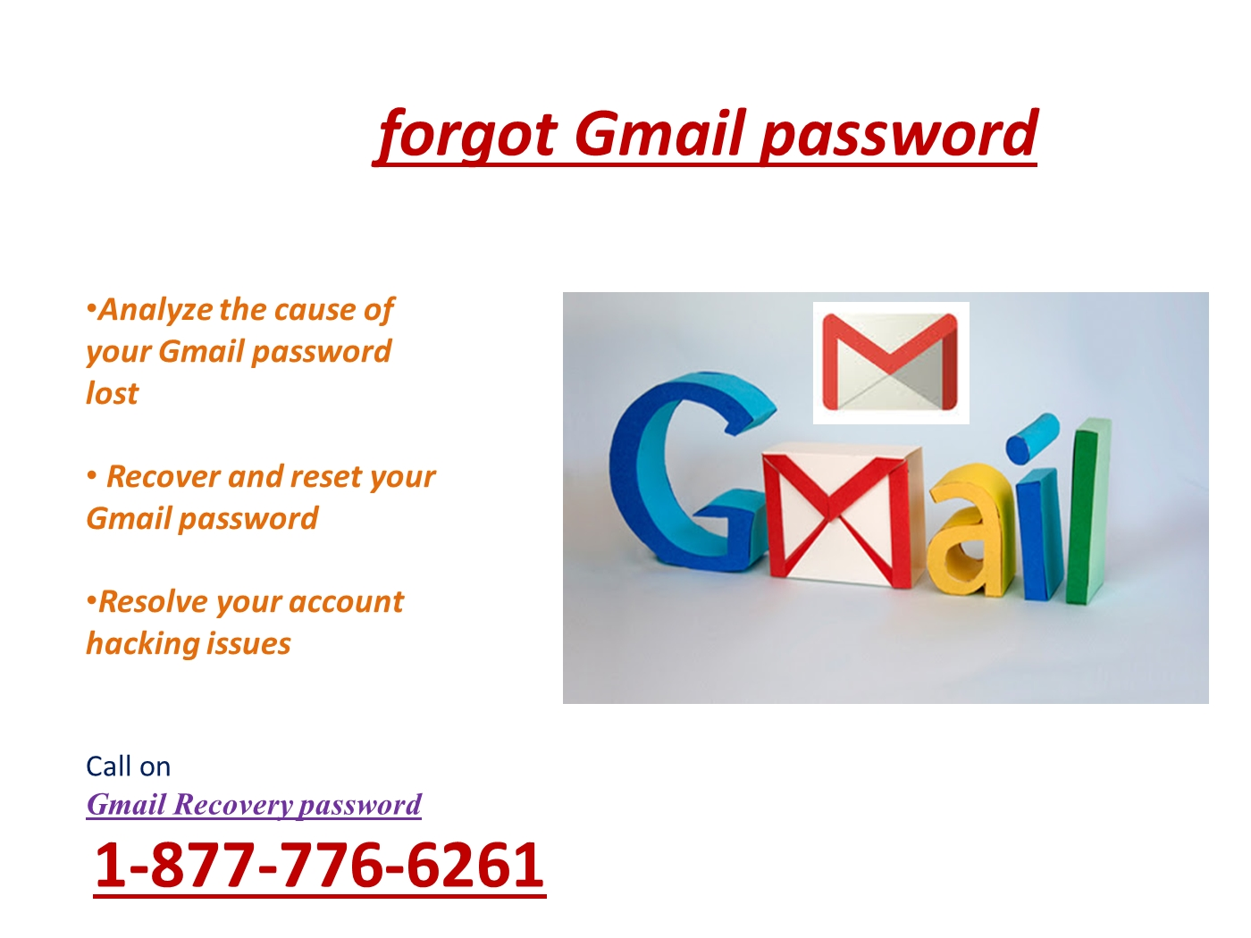 get answer of weak gmail security dial 1 877 776 6261 gmail recovery