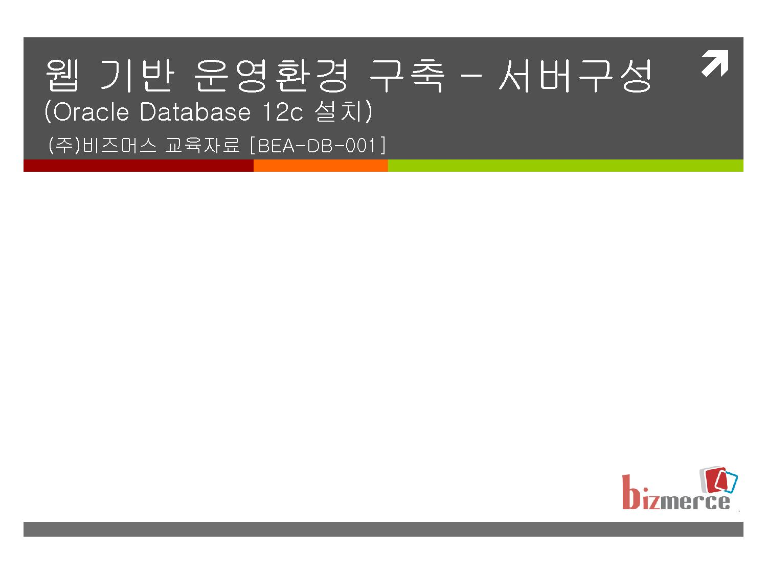 oracle 12c installation guide pdf