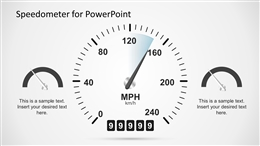 animated speedometer powerpoint template powerpoint presentation ppt, Powerpoint templates