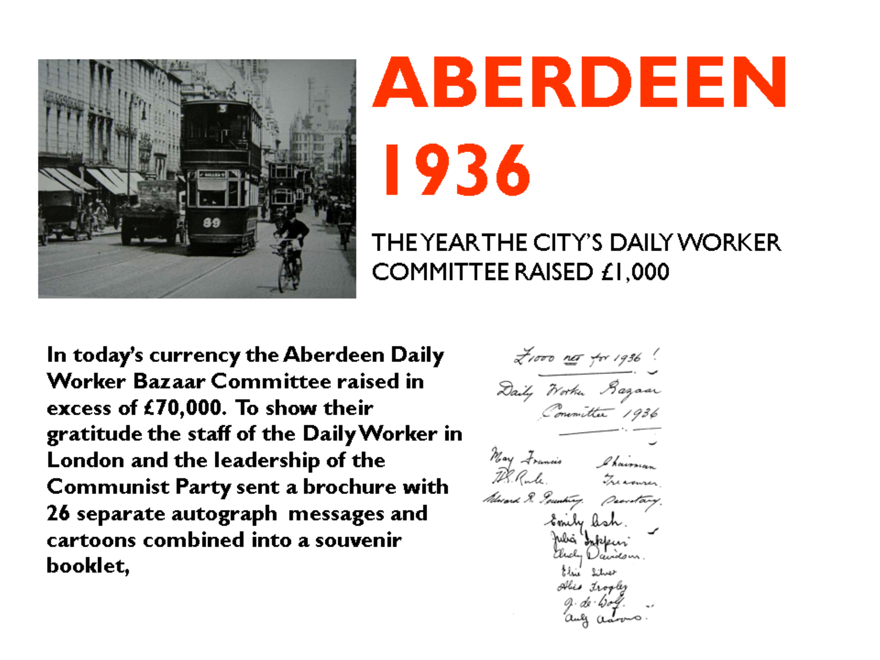 Aberdeen Daily Worker.ppt