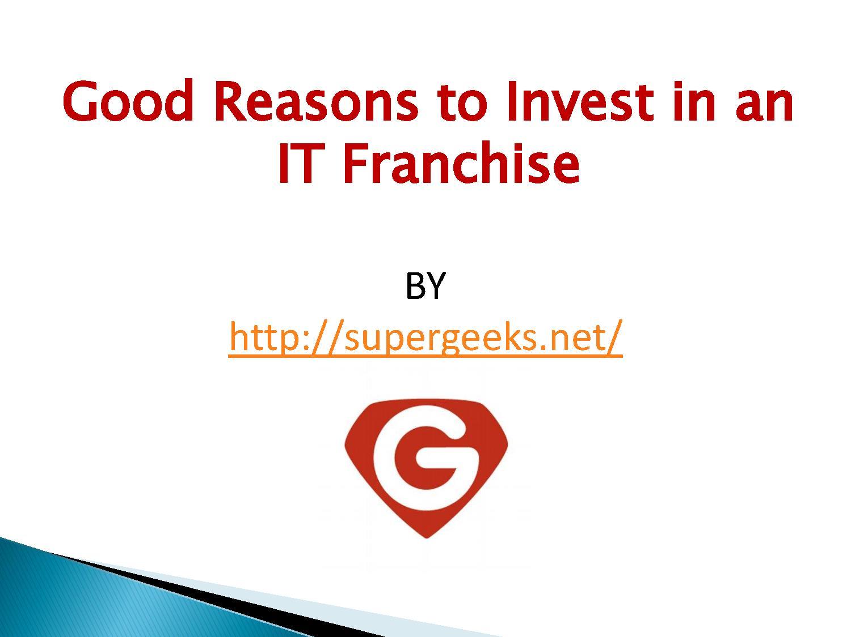 franchise powerpoint presentation