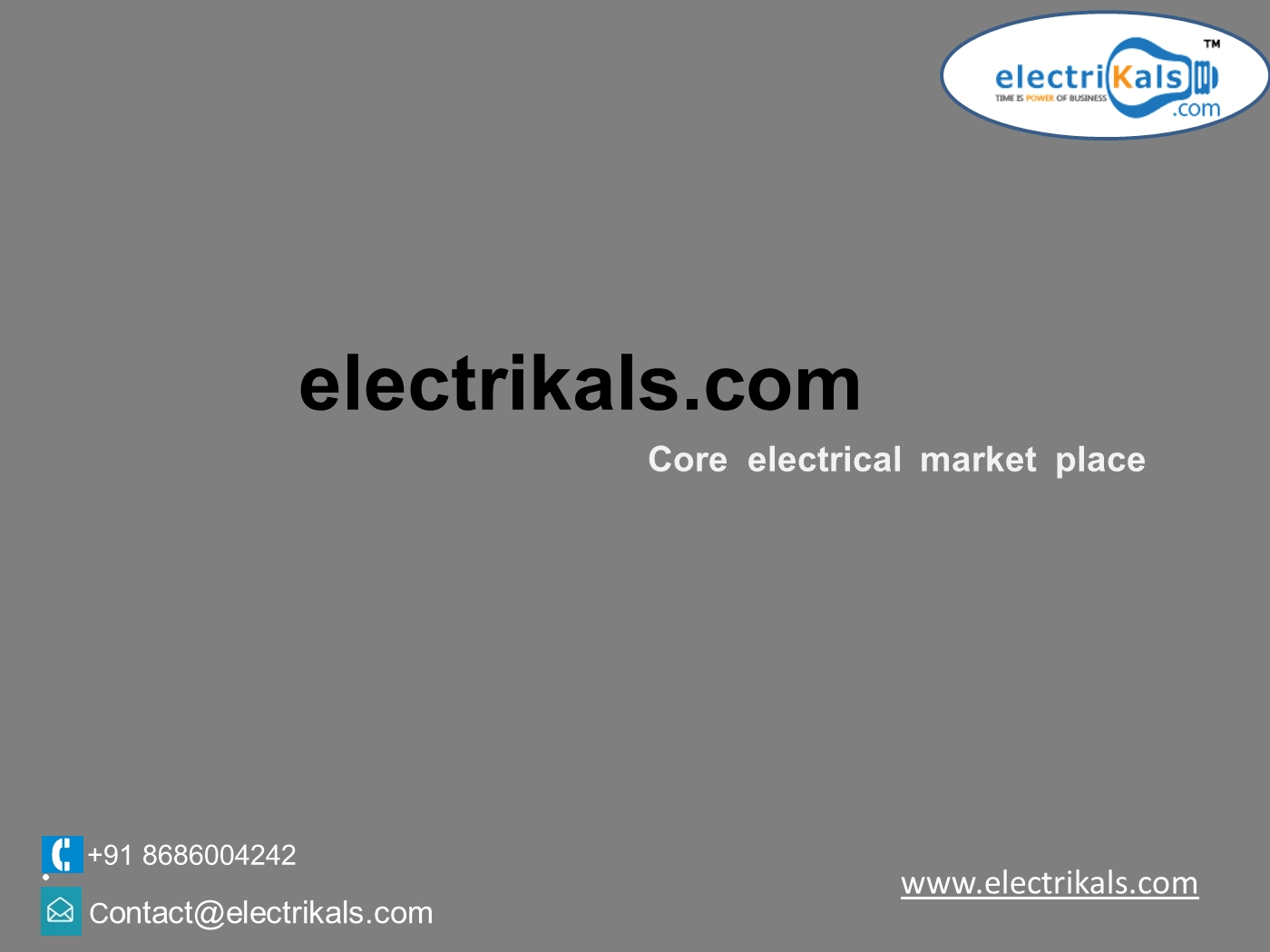 Buy MARU Electrical Products Online @ electrikals.com PowerPoint ...